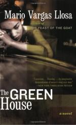 The Green House - Gregory Rabassa, Mario Vargas Llosa
