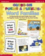 Word Families (Guess-Me Poems & Puzzles, Grades 1-3) - Betsy Franco