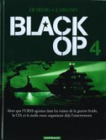 Black Op, Tome #4 - Stephen Desberg, Hugues Labiano, Jean-Jacques Chagnaud