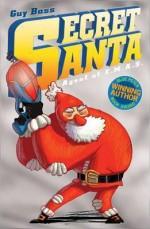 Secret Santa: Agent of X.M.A.S - Guy Bass, David López