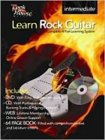 Learn Rock Guitar Intermediate [With CDWith DVD] - John McCarthy, Steve Gorenburg