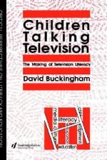Children Talking Television - David Buckingham