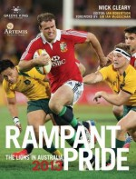 Rampant Pride - Mick Cleary, Ian Robertson, Getty Images
