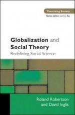 Globalization and Social Theory - Roland Robertson, David Rittenhouse Inglis, Robertson Roland