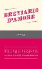 Breviario d'amore - Guido Davico Bonino, William Shakespeare