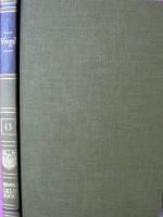 The Poems of Virgil, including the Aeneid (Great Books of the Western World, #13) - Virgil, Robert Maynard Hutchins, James Rhoades