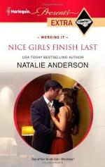 Nice Girls Finish Last - Natalie Anderson