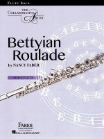 Bettyian Roulade Flute Solo by Nancy Faber - Nancy Faber