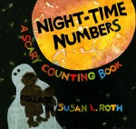 Night Time Numbers: A Scary Counting Book (Barefoot Beginners) - Susan L. Roth