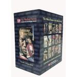 Bluford Series Boxed Set (#1-15) - Ben Alirez, D.M. Blackwell, Peggy Kern, John Langan, Paul Langan, Anne Schraff