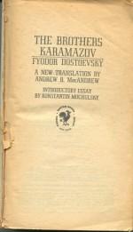 The Brothers Karamazov - Fyodor Dostoyevsky, Andrew R. MacAndrew