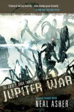 Jupiter War - Neal Asher