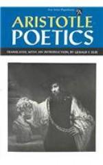 Poetics - Aristotle, Gerald F. Else