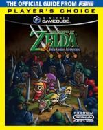 Official Nintendo The Legend Of Zelda: Four Swords Adventures Player's Choice Player's Guide - Nintendo Power