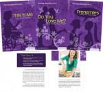 Essential Health: Strong, Beautiful Girls Set 2 - Ashley Rae Harris, L.L. Owens, Stephanie Watson, Amanda Doering Tourville