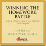 Winning the Homework Battle (Parenting with Love and Logic) - Jim Fay