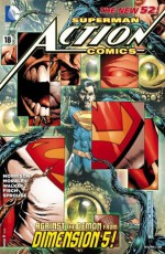 Action Comics (2011- ) #15 - Grant Morrison, Sholly Fisch, Rags Morales, Brad Walker