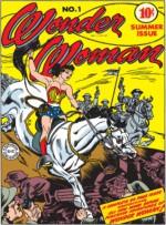 Wonder Woman #1 (Wonder Woman Vol. 1, #1) - William Moulton Marston, Harry G. Peter, Sheldon Moldoff, Alice Marble