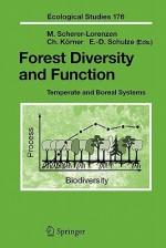 Forest Diversity And Function: Temperate And Boreal Systems (Ecological Studies) - Michael Scherer-Lorenzen, Christian Körner, Ernst-Detlef Schulze