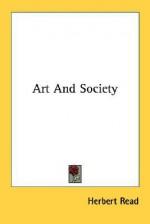 Art and Society - Herbert Read