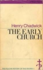 The Early Church - Henry Chadwick