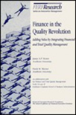 Finance in the Quality Revolution - James A.F. Stoner, Frank M. Werner