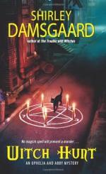 Witch Hunt - Shirley Damsgaard