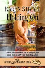 Holding On - Karen Stivali