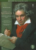 Piano Concerto No.2 in B-Flat Major by Ludwig Van Beethoven for Solo Piano (1795) Op.19 - Ludwig van Beethoven