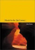 Morals for the 21st Century - John Baines, John Baines Institute, Josephine Bregazzi