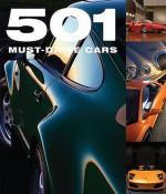 501 Must Drive Cars - Fid Backhouse, Kieran Fogarty, Sal Oliver