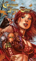 Grimm Fairy Tales Volume 5 & 6 Oversized Hardcover - Ralph Tedesco, Raven Gregory, Joe Brusha, Jeff Zornow, Eric Basaldua, Nei Ruffino