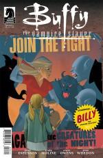 Buffy the Vampire Slayer: Billy the Vampire Slayer, Part 1 - Jane Espenson, Drew Z. Greenberg, Karl Moline, Joss Whedon