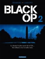 Black Op, Tome #2 - Stephen Desberg, Hugues Labiano, Jean-Jacques Chagnaud