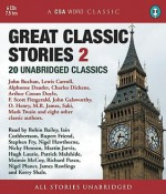 Great Classic Stories 2: 20 Unabridged Classics - Martin Jarvis, Martin Jarvis, Hugh Laurie
