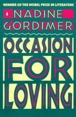Occasion for Loving - Nadine Gordimer