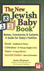 The Jewish Baby Book - Anita Diamant
