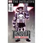Punisher War Journal #7 Captain America Costume Cover (Civil War The Initiative) - Matt Fraction, Ariel Olivetti