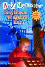 Mayflower Treasure Hunt - Ron Roy, John Steven Gurney