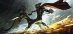 Thor: The Art of Thor the Movie - Matthew K. Manning, Walter Simonson