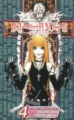 Death Note, Vol. 4: Love - Tsugumi Ohba, Takeshi Obata