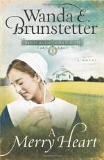 A Merry Heart - Wanda E. Brunstetter
