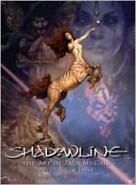 Shadowline: The Art of Iain McCaig - Iain Mccaig, Nick Sagan
