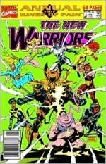 New Warriors Classic - Volume 2 - Fabian Nicieza, Eric Fein, Dan Slott, Tom Raney, Tom Morgan, Mark Bagley, Terry Shoemaker, Gary Barnum, Guang Yap, John Calimee