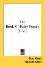 Book of Fairy Poetry - Dora Owen, Warwick Goble