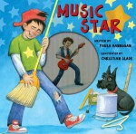 Music Star - Hannigan, Paula, Christian Slade, Rufus Butler Sedler