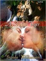 A Sinful Tiger - Brenda Williamson