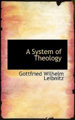 A System of Theology - Gottfried Wilhelm Leibniz