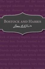 Bostock and Harris - Leon Garfield