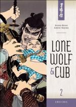 Lone Wolf and Cub, Omnibus Volume 2 - Kazuo Koike, Goseki Kojima, Chris Warner
